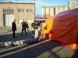 namiot pneumatyczny